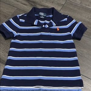 Boys Striped Polo by Ralph Lauren. Never worn!